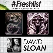 #Freshlist Artist - David Sloan 3
