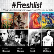 #Freshlist Artist - One Year Anniversary