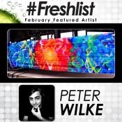 #Freshlist Artist - Peter Wilke