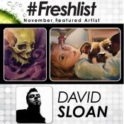 #Freshlist Artist - David Sloan