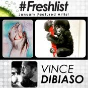 #Freshlist Artist - Vince Dibiaso