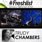 #Freshlist Artist - Trudy Chambers