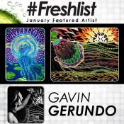 #Freshlist Artist - Gavin Gerundo 2