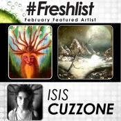#Freshlist Artist - Isis Cuzzone