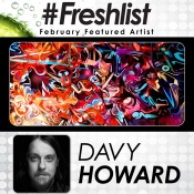 #Freshlist Artist - Davy Howard