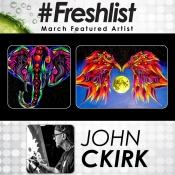#Freshlist Artist - John Ckirk