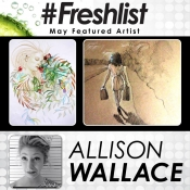 #Freshlist Artist - Allison Wallace