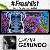 #Freshlist Artist - Gavin Gerundo