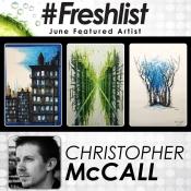 #Freshlist Artist - Christopher McCall