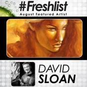 #Freshlist Artist - David Sloan 2