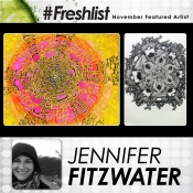 Jennifer Fitzwater - Featured Artist Nov 2016