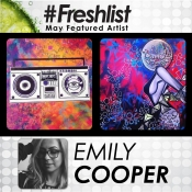 Emily Cooper - MAY 2017