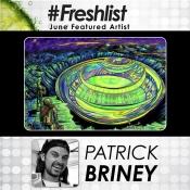Patrick Briney - JUNE 2017