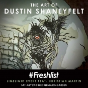 Dustin Shaneyfelt - JULY 2017