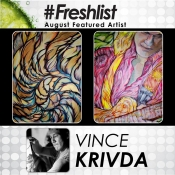 Vince Krivda - AUGUST 2017