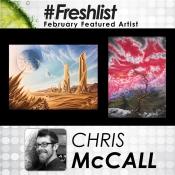Chris McCall - FEBRUARY 2017