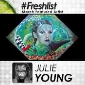 Julie Young - MARCH 2018